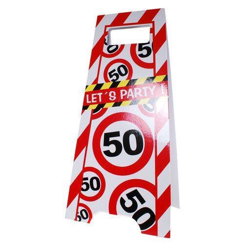 Geburtstag 50 Jahre Deko 25g Party Tischdeko Streudeko Konfetti 50