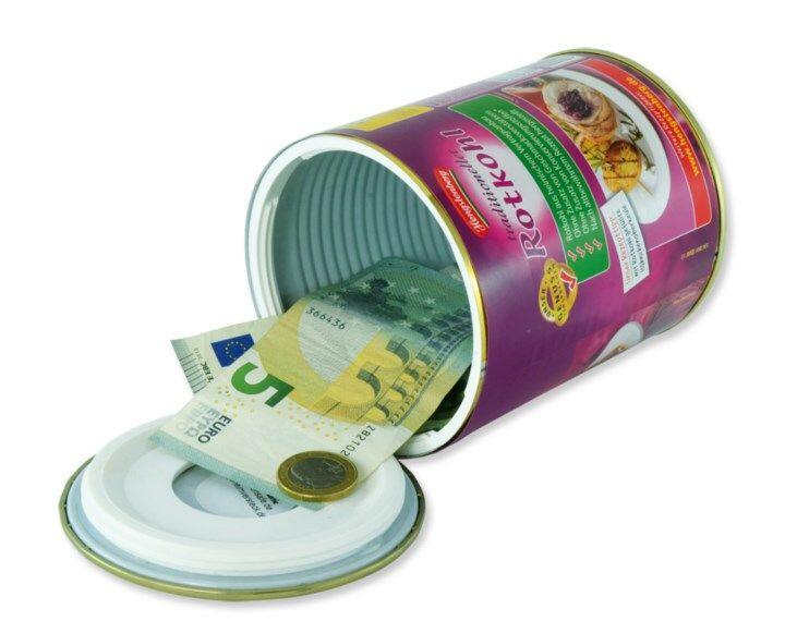 Dosensafe Tresor Safe Wasta Sauerkraut