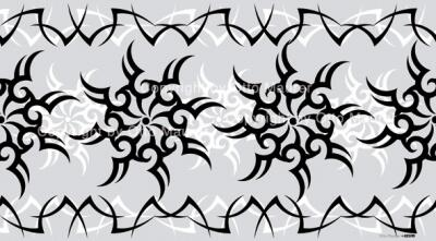 Candlecover CCO-05 Tribal Grey
